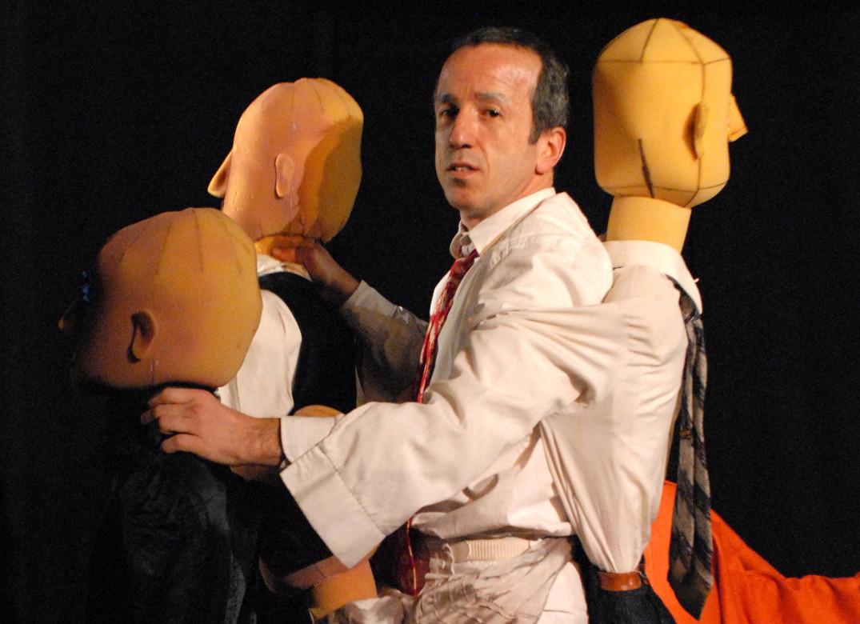 Massimo Grippa - La Giocata dei Fantocci - Abraxa Teatro