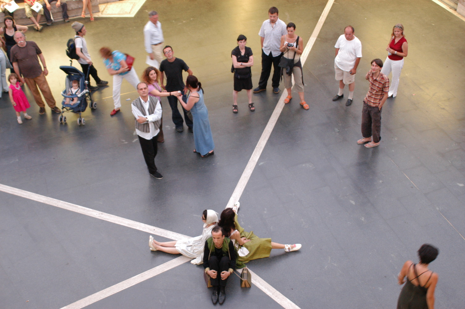 Abraxa teatro - Teatro Urbano