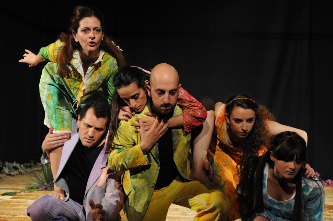 Accademia della Messinscena - Abraxa Teatro - Teatro di Nessuno