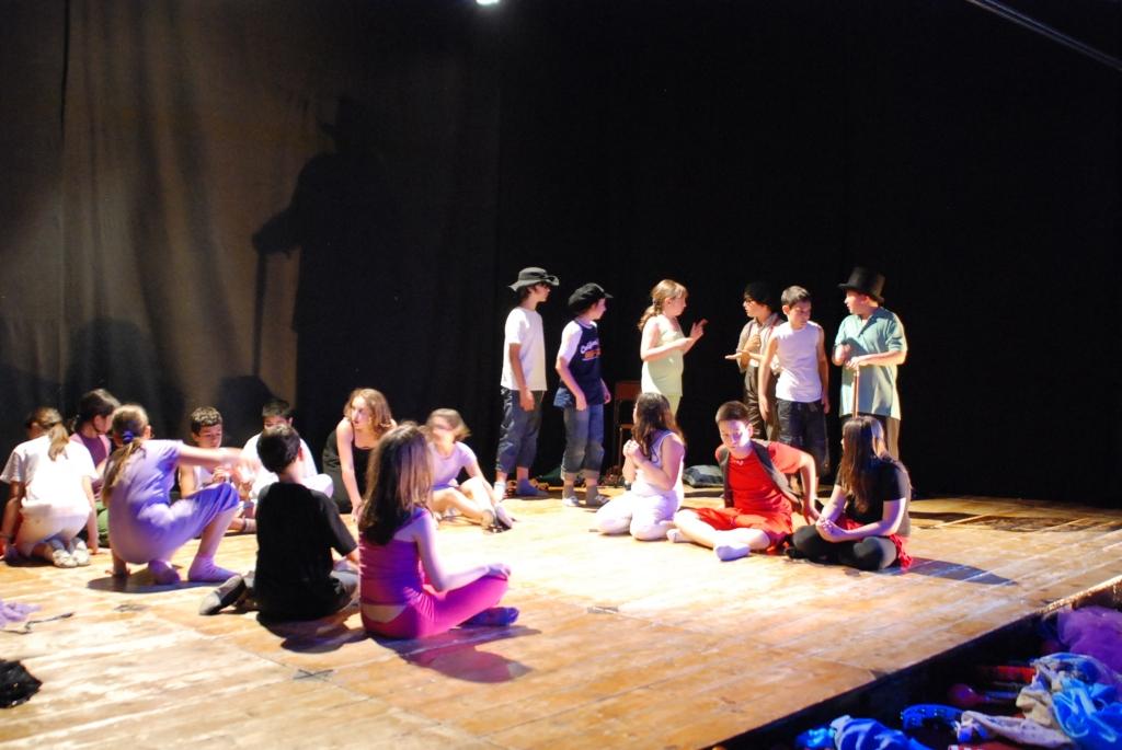 Saggio bambini - Abraxa Teatro