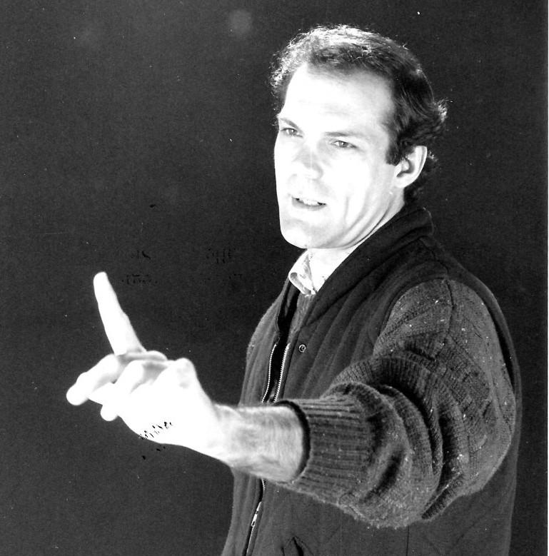 Emilio Genazzini - Regista e Direttore artistico di Abraxa Teatro