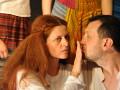 Paola Morini e Saverio Paoletta - IlViaggiodegliUominiUccello - Teatro di Villa Flora