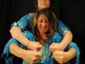 Barbara Volpe e Francesca Meschieri - Godot?!... - Teatro di Villa Flora