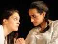 Vjera Orbanic e Rossella Arma - IlViaggiodegliUominiUccello - TeatrodiVillaFlora
