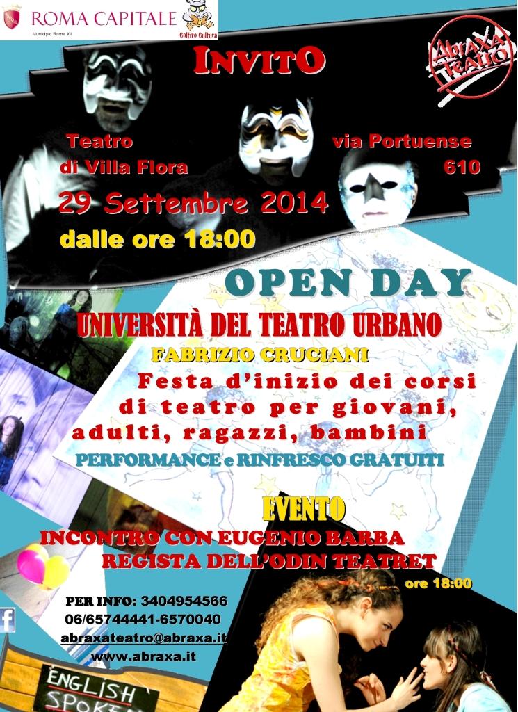 Festa dell'Università del Teatro Urbano