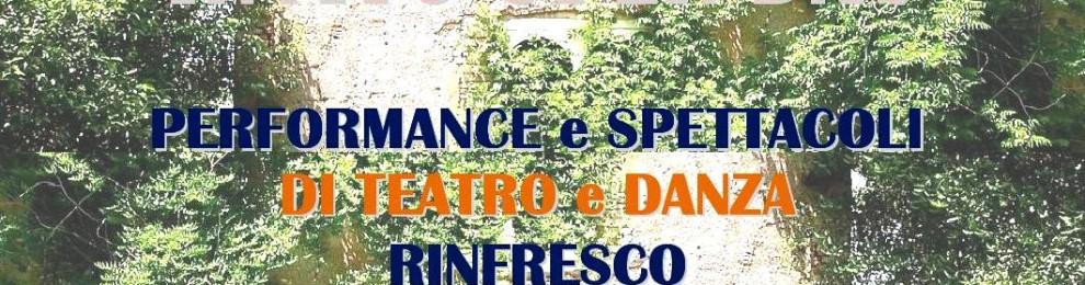 """Festa di inaugurazione dell'Università del Teatro Urbano """"Fabrizio Cruciani"""""""