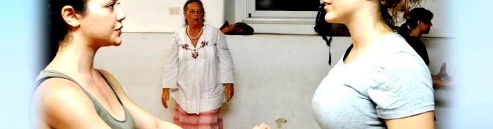 L'ECO DEL SILENZIO – STAGE ODIN TEATRET