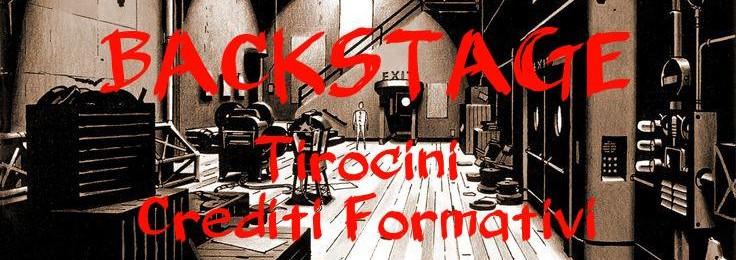 Backstage Tirocini – Crediti formativi