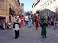 Abraxa Teatro - La Danza delle Fiere - Teatro di Strada - Festival del Teatro di Figura di Perugia