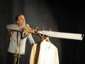 Se la rivoluzione d'Ottobre fosse stata di Maggio - regia Emilio Genazzini, interprete Massimo Grippa
