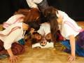 Allievi dell'Accademia della Messinscena-Il ViaggiodegliUominiUccello-TeatrodiVillaFlora