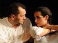 Saverio Paoletta e Rossella Arma - IlViaggiodegliUominiUccello -TeatrodiVillaFlora